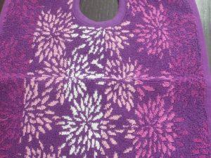סינר מגבת עם טיקטק חזק במגוון צבעים
