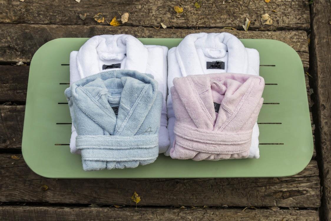 חלוק רחצה מגבת לילדים