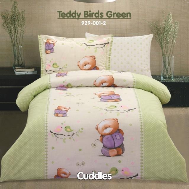מצעים למיטת תינוק דובים