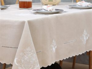 מפת שולחן אודליה שמפניה