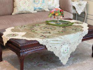 מפת שולחן רייצל זהב