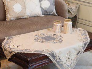 מפת שולחן ליליאן זהב