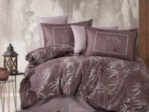 מצעים לופט – LOFT – בצבע סגול חציל כהה