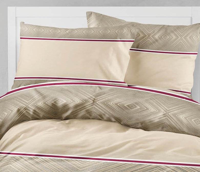 מצעים לחדר שינה דגם אבסטרקט