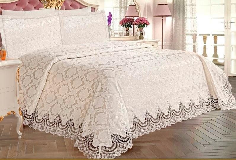 כיסוי מיטה מפואר דגם רויאל