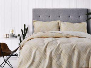 כיסוי מיטה יחיד – פיניקס בז'