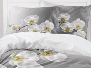 מצעים לחדר שינה דגם אורכיד