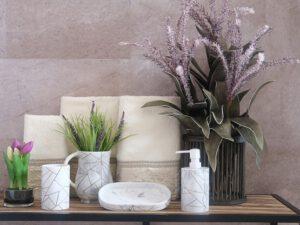 כלי אמבטיה דגם טקסס לבן