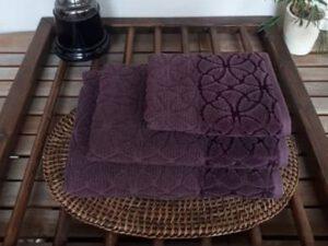 מגבת דגם לוונטה סגול