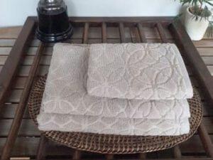 מגבת דגם לוונטה מוקה